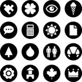 Iconset in b/w