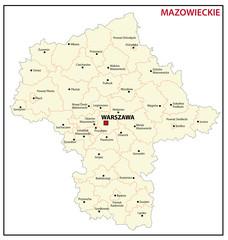 Województwo mazowieckie Polska
