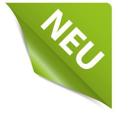 Neu / New Ecke grün