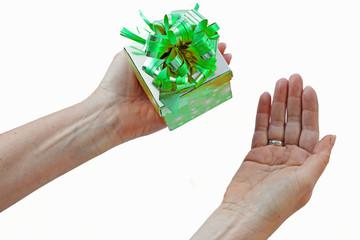 Ein schönes Geschenk