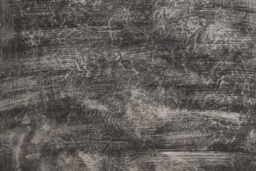 Grunge silver metal background