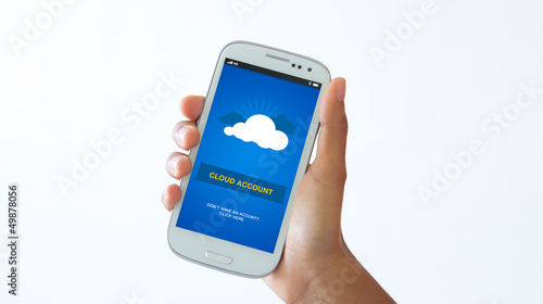 Mobile Cloud Account