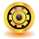 Golg gear button