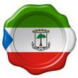 Wachssiegel Äquatorialguinea