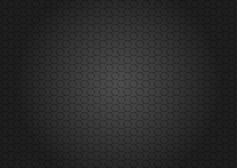 Tech texture with hexagons