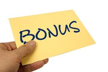 Zettel Hand Bonus