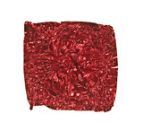 metallic red background foil paper