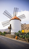 Windmill in Mogan, Gran Canaria Spain