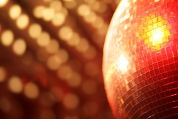 mirror ball lights