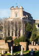 View of details of Ancient Rome
