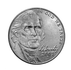 Thomas Jefferson quarter