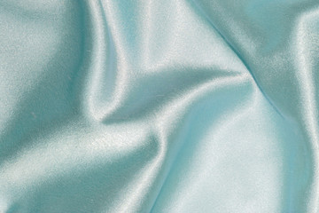 Light blue silk background