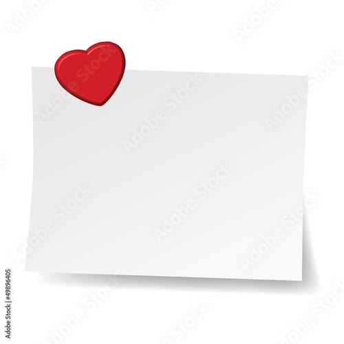 Note, Heart