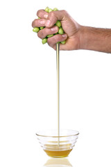 spremuta d'olive