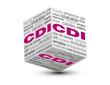cube 3D CDI