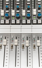 Professional Mixer for audio mixing