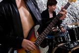 Rock music band
