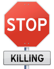 Stop Killing