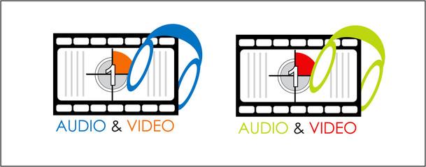 Logo audio Video