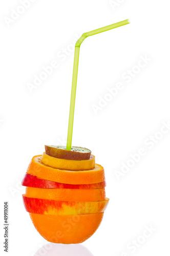 Frischer Frucht Saft