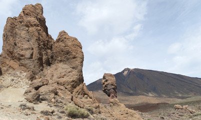 Teide volcano, Tenerife, Canary islands, Spain