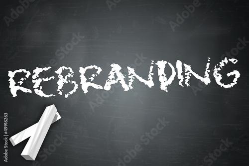"""Blackboard """"Rebranding"""""""