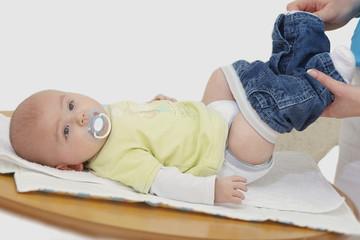 Bébé - Hygiène quotidenne
