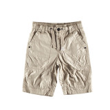 Beige shorts isolated