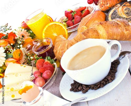 Leckeres, Gesundes, Vielfältiges Frühstück