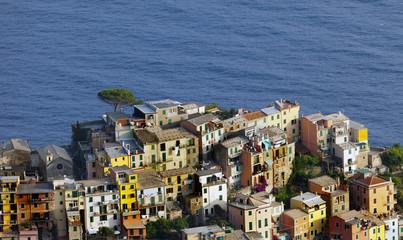 Corniglia (Cinque Terre,Italy)