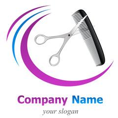 Friseur - Logo