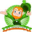 Leprechaun Greeting