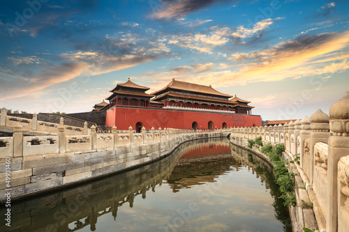 Papiers peints Jardin forbidden city