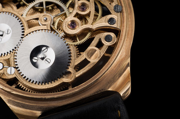 mechanical watches and mechanisms