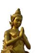 A fine statue of Kinnaree the best of Thai arts