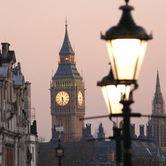 Big Ben at Dawn