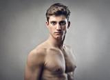 Fototapeta mięsień - mięśni - Mężczyzna