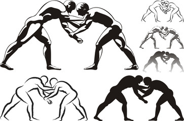 wrestling - greco-roman or freestyle