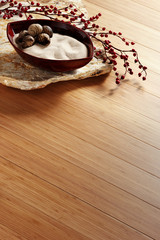 bamboo parquet floor