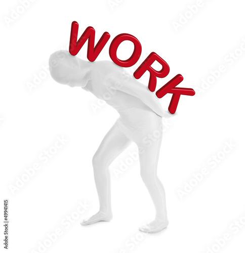 Zentai –Morphsuit – WORK