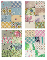quilt background set