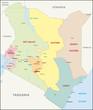 Kenia Administrativ