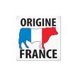 étiquette bœuf origine France
