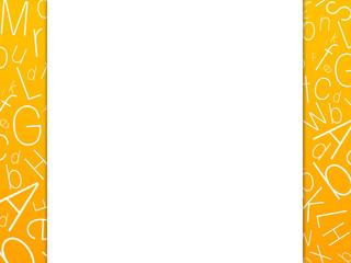 presentation lettres