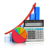 Financial success and accounting concept - 49945634