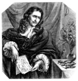Gentleman - 17th century (a french Goldsmith)