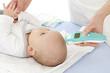Fièvre chez le bébé - Contrôle