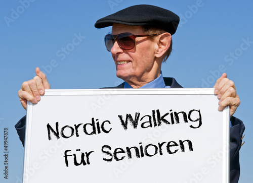 Nordic Walking für Senioren