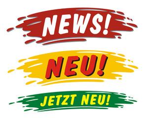 Pinselstrich News