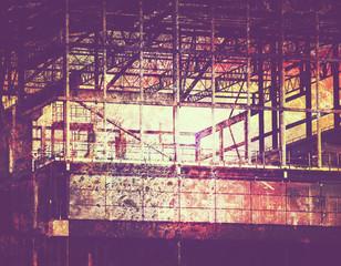 grunge structure